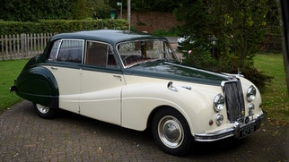 1955 Armstrong Siddeley Sapphire 346