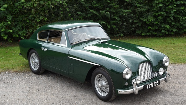 1956 Aston Martin DB2/4 MKII For Sale (picture 6 of 126)