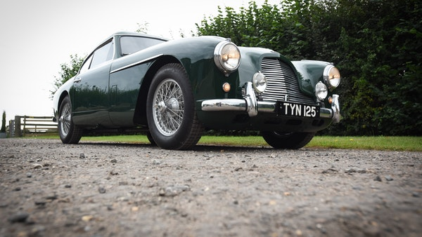 1956 Aston Martin DB2/4 MKII For Sale (picture 18 of 126)
