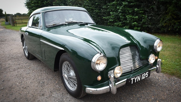 1956 Aston Martin DB2/4 MKII For Sale (picture 30 of 126)