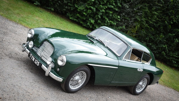 1956 Aston Martin DB2/4 MKII For Sale (picture 9 of 126)
