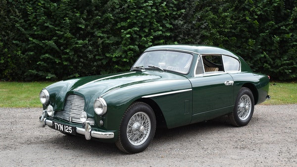 1956 Aston Martin DB2/4 MKII For Sale (picture 1 of 126)