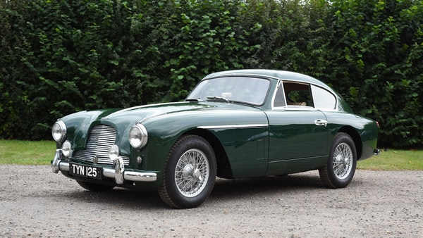 1956 Aston Martin DB2/4 MKII For Sale (picture 7 of 126)