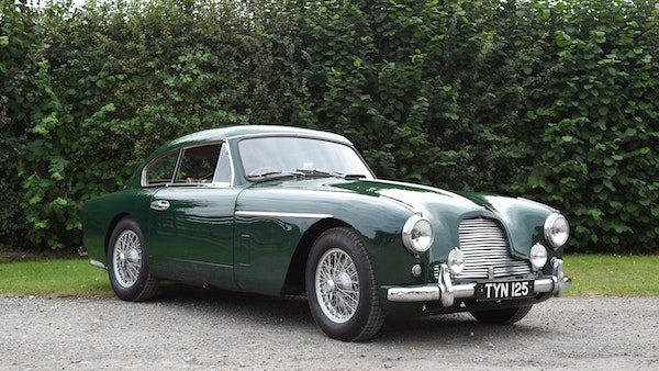 1956 Aston Martin DB2/4 MKII For Sale (picture 3 of 126)