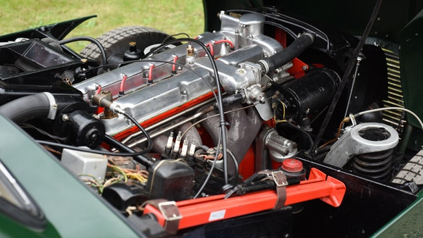 1956 Aston Martin DB2/4 MKII For Sale (picture 103 of 126)