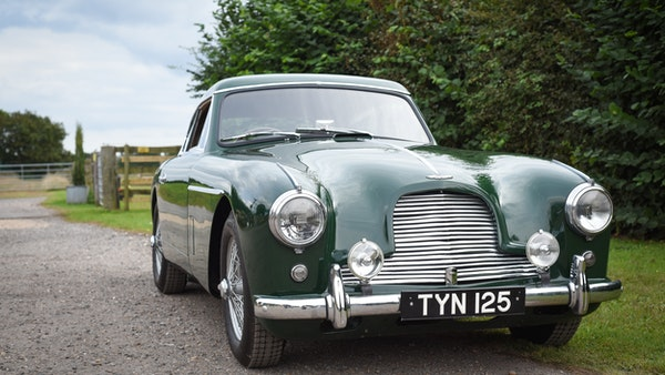 1956 Aston Martin DB2/4 MKII For Sale (picture 10 of 126)