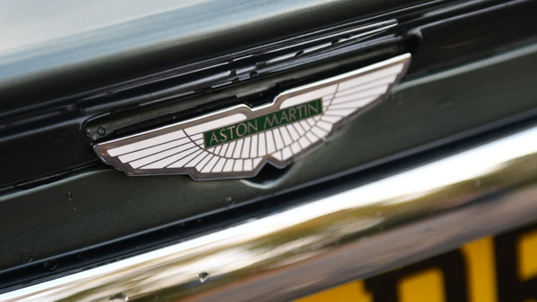 2001 Aston Martin DB7 Vantage For Sale (picture 44 of 105)