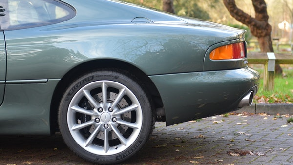 2001 Aston Martin DB7 Vantage For Sale (picture 53 of 105)