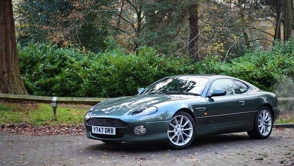2001 Aston Martin DB7 Vantage For Sale (picture 12 of 105)