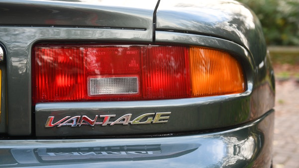 2001 Aston Martin DB7 Vantage For Sale (picture 49 of 105)