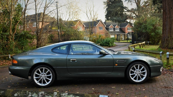 2001 Aston Martin DB7 Vantage For Sale (picture 4 of 105)