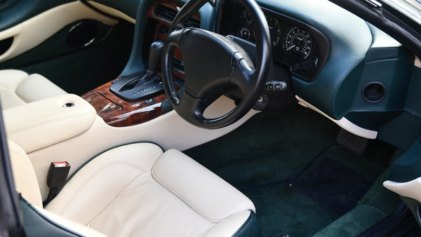 2001 Aston Martin DB7 Vantage For Sale (picture 20 of 105)