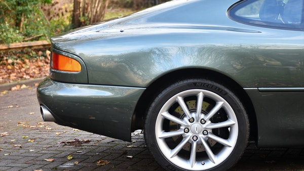 2001 Aston Martin DB7 Vantage For Sale (picture 54 of 105)