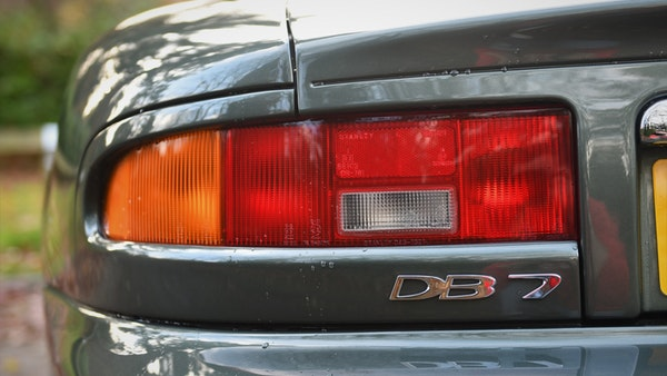 2001 Aston Martin DB7 Vantage For Sale (picture 48 of 105)