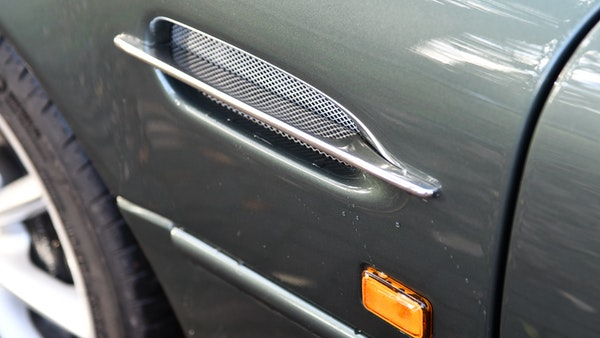 2001 Aston Martin DB7 Vantage For Sale (picture 58 of 105)