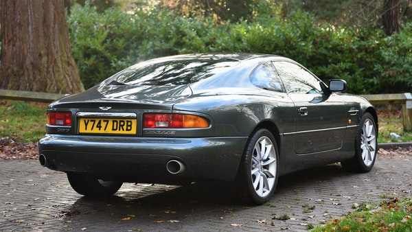 2001 Aston Martin DB7 Vantage For Sale (picture 8 of 105)