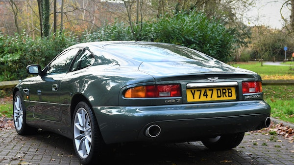 2001 Aston Martin DB7 Vantage For Sale (picture 6 of 105)