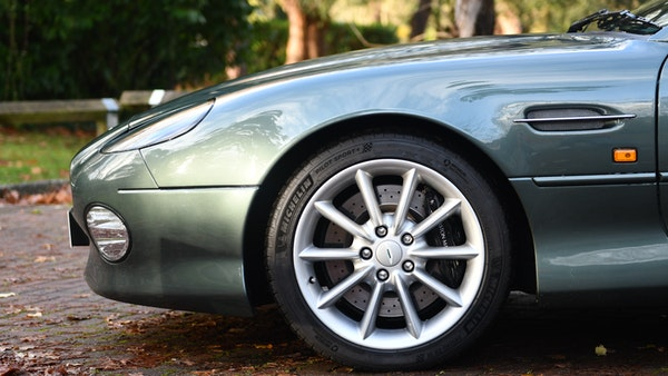 2001 Aston Martin DB7 Vantage For Sale (picture 52 of 105)