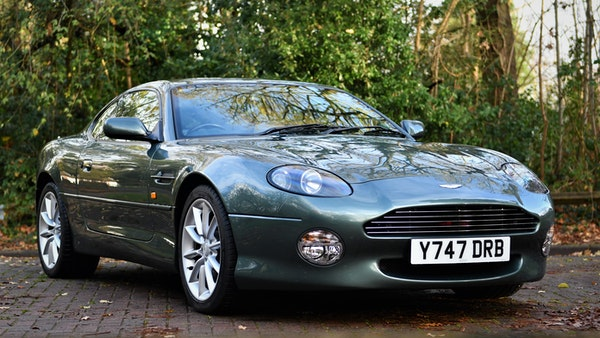 2001 Aston Martin DB7 Vantage For Sale (picture 5 of 105)