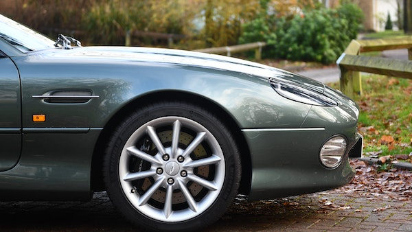 2001 Aston Martin DB7 Vantage For Sale (picture 55 of 105)