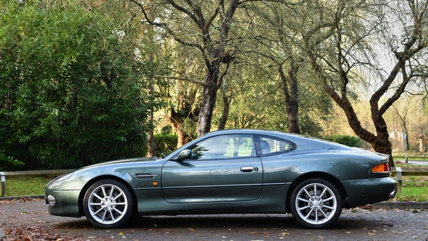 2001 Aston Martin DB7 Vantage For Sale (picture 3 of 105)