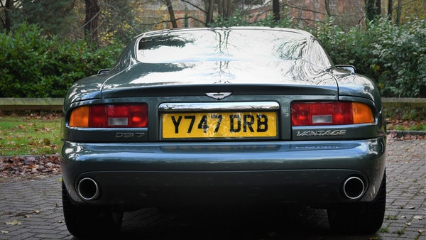 2001 Aston Martin DB7 Vantage For Sale (picture 11 of 105)
