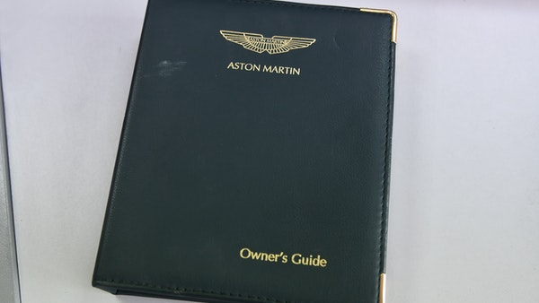2001 Aston Martin DB7 Vantage For Sale (picture 82 of 105)