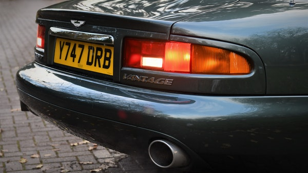 2001 Aston Martin DB7 Vantage For Sale (picture 61 of 105)