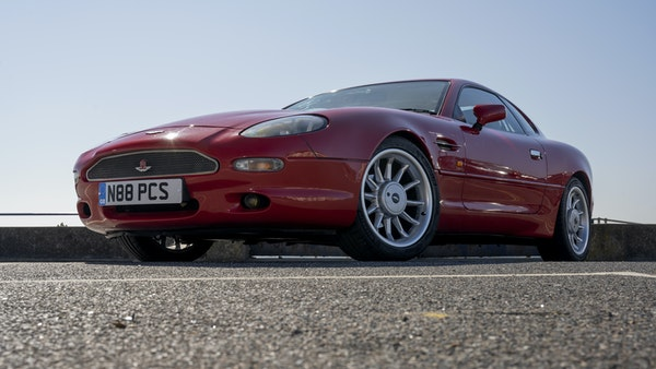 1995 Aston Martin DB7 For Sale (picture 18 of 124)