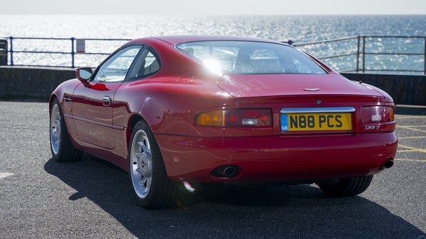 1995 Aston Martin DB7 For Sale (picture 9 of 124)