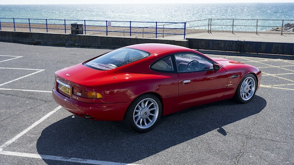 1995 Aston Martin DB7 For Sale (picture 22 of 124)