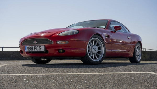 1995 Aston Martin DB7 For Sale (picture 17 of 124)