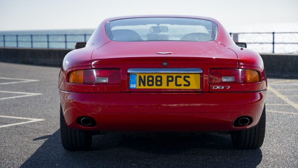 1995 Aston Martin DB7 For Sale (picture 8 of 124)