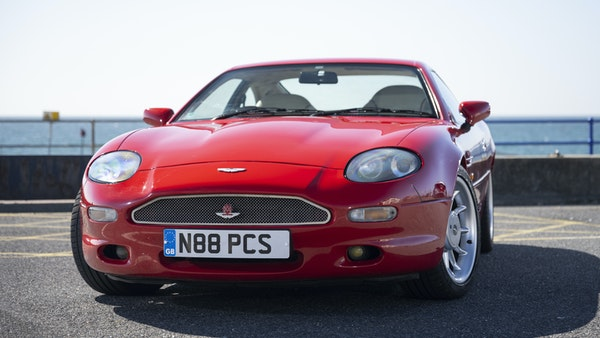 1995 Aston Martin DB7 For Sale (picture 1 of 124)