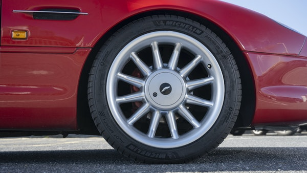 1995 Aston Martin DB7 For Sale (picture 24 of 124)