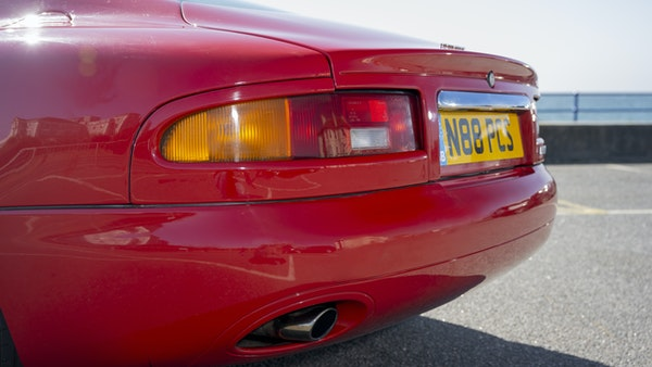 1995 Aston Martin DB7 For Sale (picture 97 of 124)