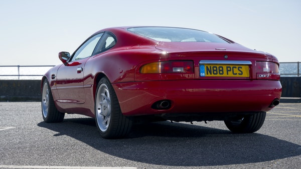 1995 Aston Martin DB7 For Sale (picture 14 of 124)