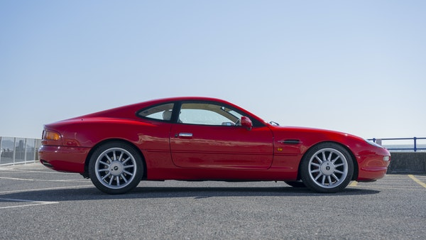 1995 Aston Martin DB7 For Sale (picture 20 of 124)