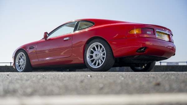 1995 Aston Martin DB7 For Sale (picture 16 of 124)