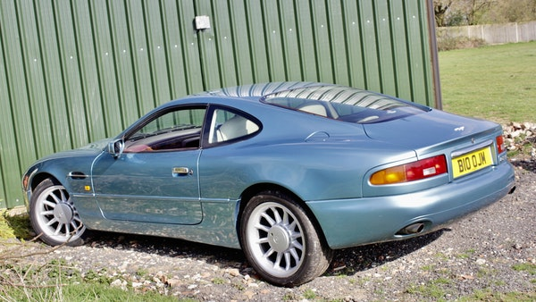 1995 Aston Martin DB7 For Sale (picture 8 of 107)