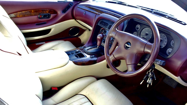 1995 Aston Martin DB7 For Sale (picture 36 of 107)