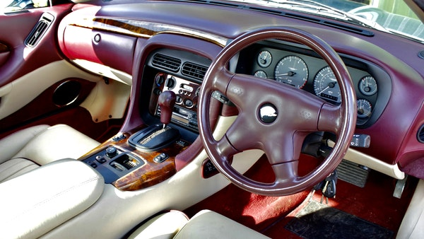 1995 Aston Martin DB7 For Sale (picture 26 of 107)