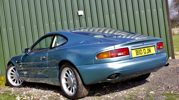 1995 Aston Martin DB7 For Sale (picture 12 of 107)