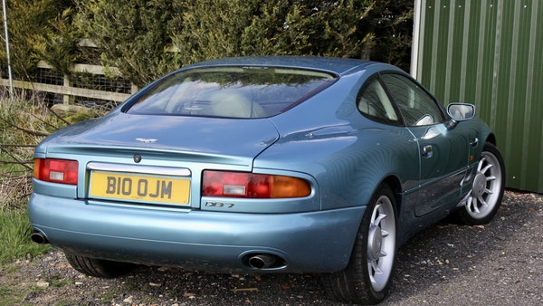 1995 Aston Martin DB7 For Sale (picture 5 of 107)