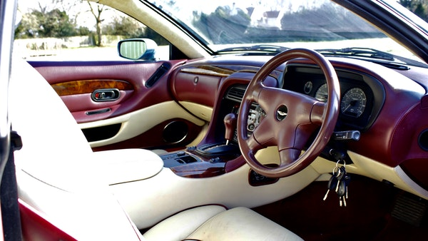 1995 Aston Martin DB7 For Sale (picture 31 of 107)