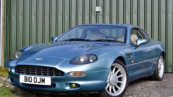 1995 Aston Martin DB7 For Sale (picture 3 of 107)
