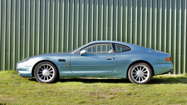 1995 Aston Martin DB7 For Sale (picture 7 of 107)