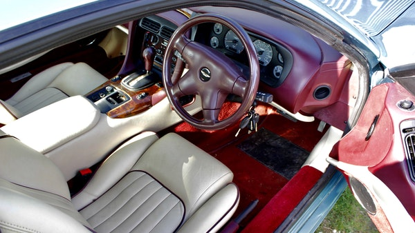 1995 Aston Martin DB7 For Sale (picture 34 of 107)