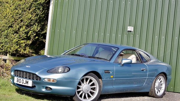 1995 Aston Martin DB7 For Sale (picture 14 of 107)