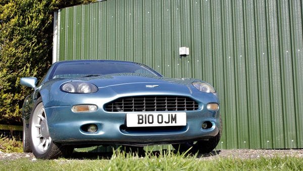 1995 Aston Martin DB7 For Sale (picture 13 of 107)